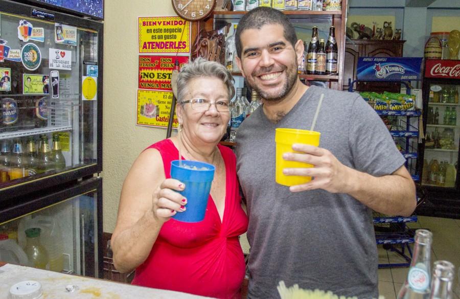 Resultado de imagen de bebida hondureña madrazo