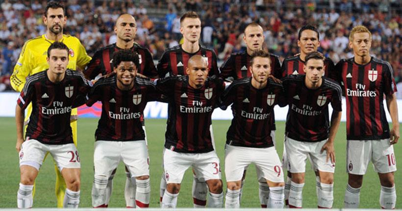 AC Milán 2016