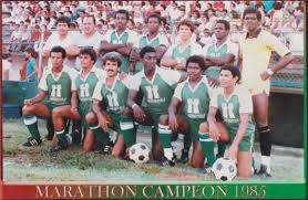 Marathón 1985