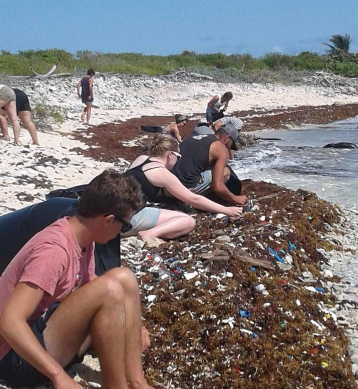 Utila Beach Clean (3)