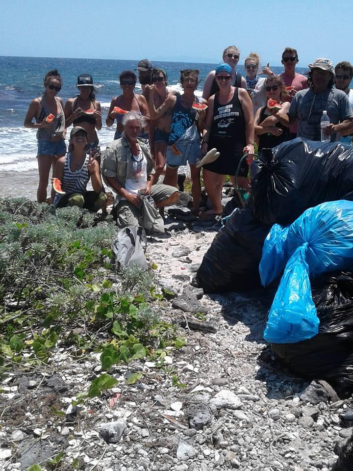 Utila Beach Clean (6)