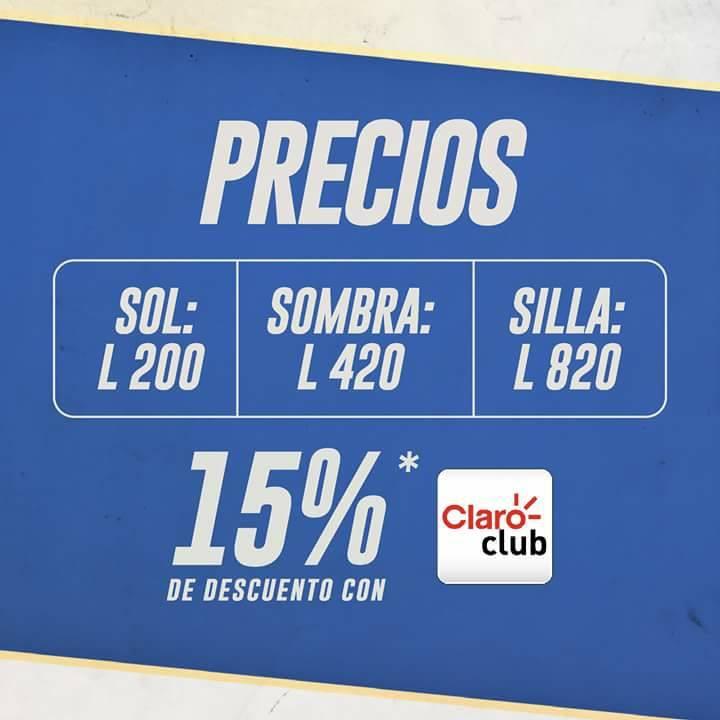 Precios_Ronaldinho_Honduras