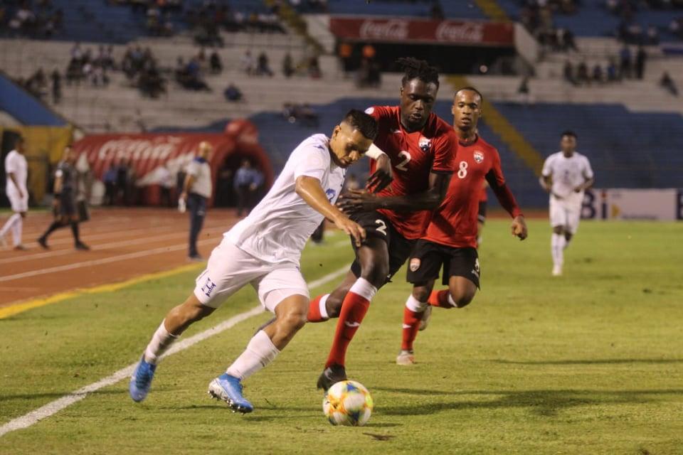 Honduras tuvo el 61% de la posición del balón, además de realizar seis remates al arco, de los cuales cuatro acabaron en gol.